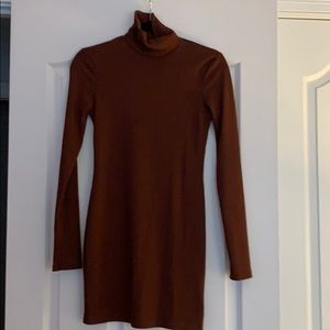 Urban Outfitters Turtleneck Dress